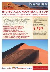 Fly and Drive Namibia Luglio
