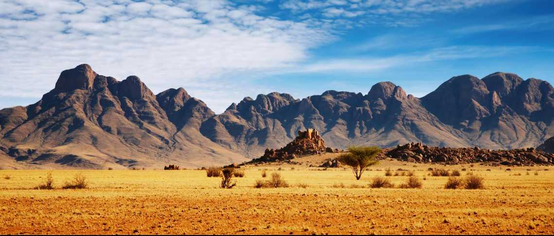 African Explorer - Overland Namibia Adventure