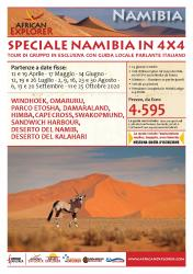 Speciale Namibia in 4x4