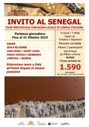 Invito al Senegal